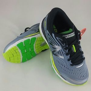 New Balance Boys' 880 V7 NBX Running Shoe 13 W